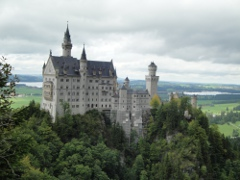 Guided sightseeing tours in Bavaria